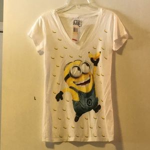 Minion V-Neck Shirt
